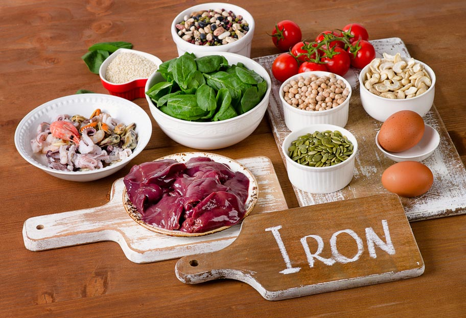 Iron for Bodybuilding