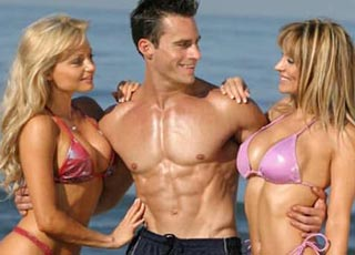 Being physically fit makes you have better self-esteem and improves your body image