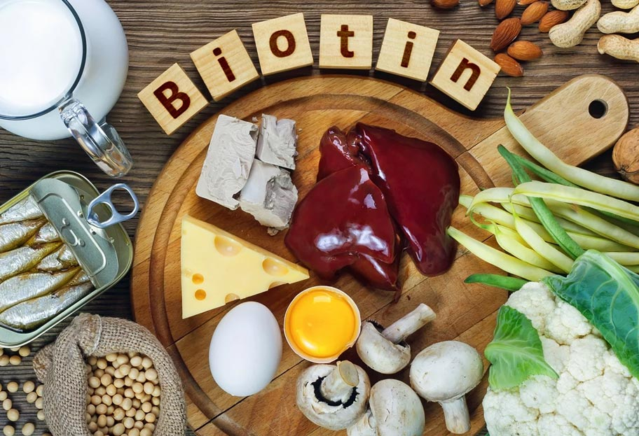 Biotin for Bodybuilding