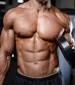 HGH Builds Muscle that Lasts