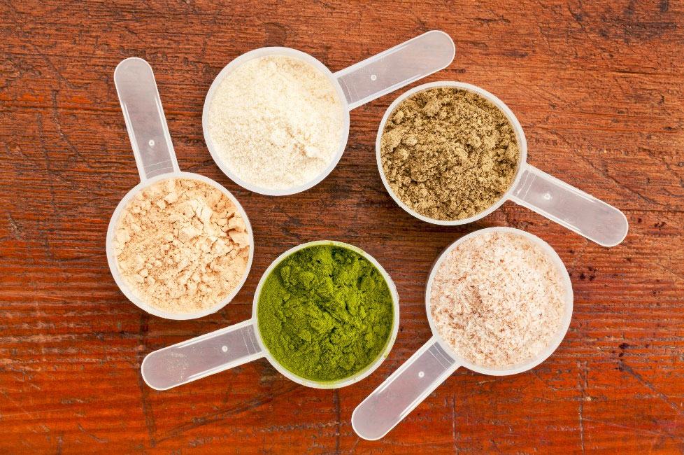 5 Types of Protein Powder for Bodybuilding