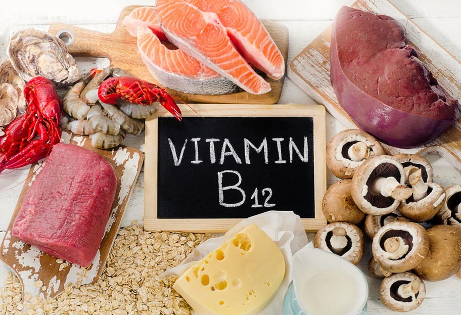 Vitamin B12 for Bodybuilding