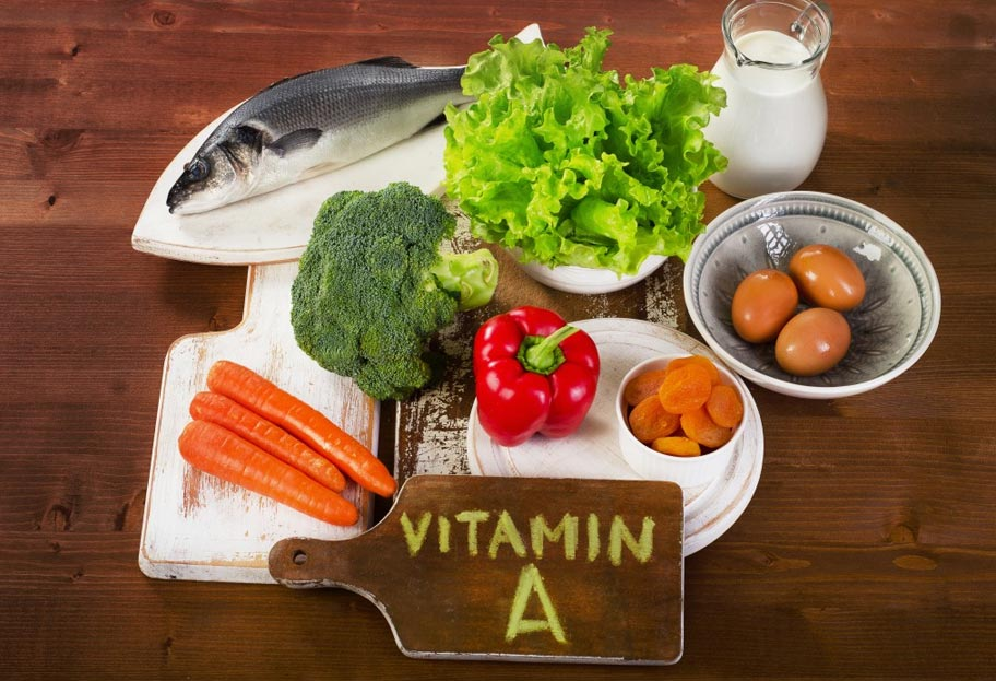 Vitamin A for Bodybuilding
