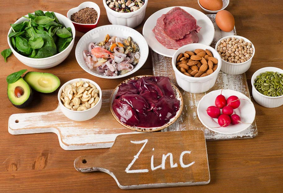 Zinc for Bodybuilding